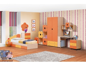Модульная подростковая мебель