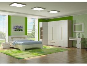 Модульные спальные гарнитуры