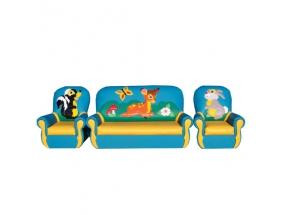 Комплекты детской мягкой мебели