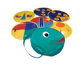 Каталки и дидактические напольные игрушки