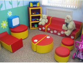 Мягкая мебель и мягкие игровые модули