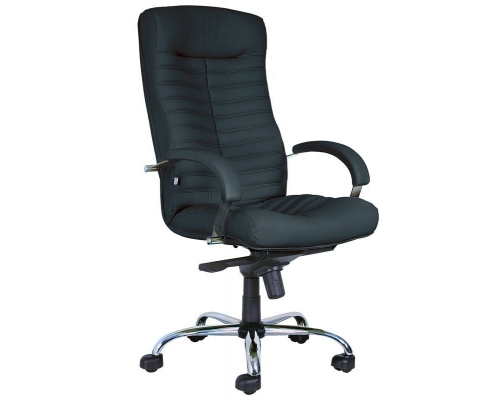 Кресло руководителя Orion Steel Chrome (экокожа)