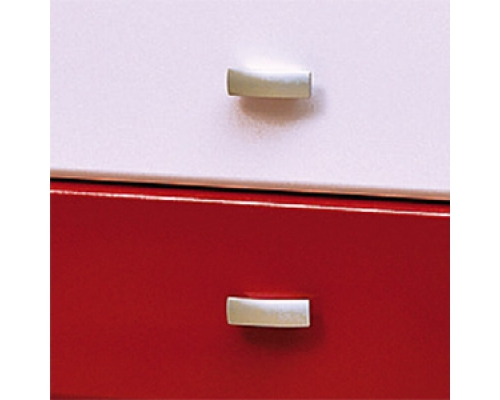 Ручка-скоба 32 мм хром матовый