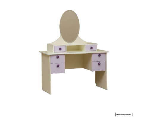 Юниор-5 (Цветочек) Стол туалетный