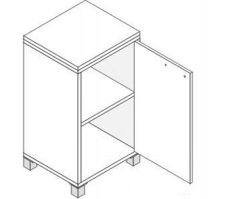 Шкаф для документов Л.Ш-1