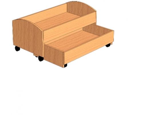Платформа мобильная для лего/песка Я.3