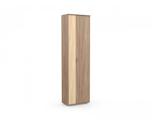 Шкаф 2-х створчатый «Домино»  (600*340*2117) (ЭКО)