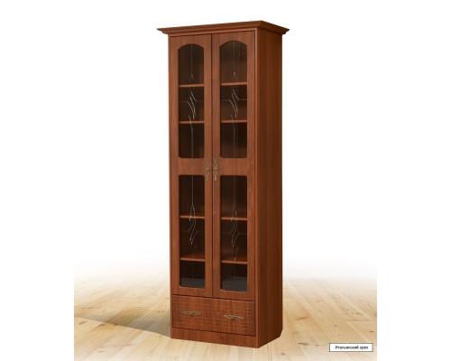 Шкаф многоцелевой 2-х дверный В-7 Венеция  (702*2200*444)