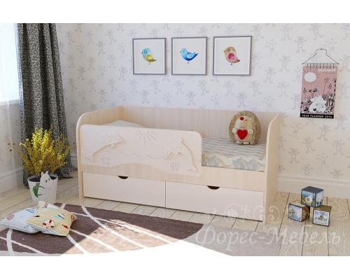 Кровать Друзья(1632*750*850)МГ ФРС