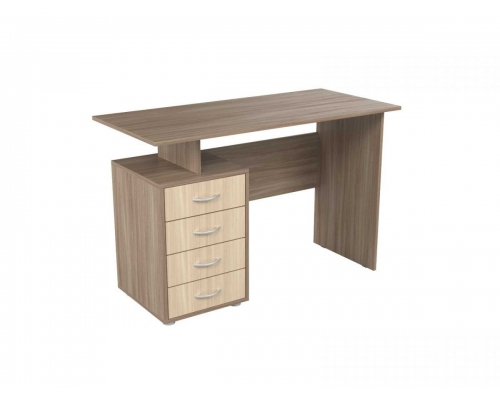Стол письменный 4-мя ящиками (1200*555*785)