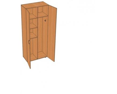 Шкаф для хозяйственного инвентаря Ш.Х.2