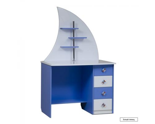 Юниор-4 (Парус) Стол письменный универсальный