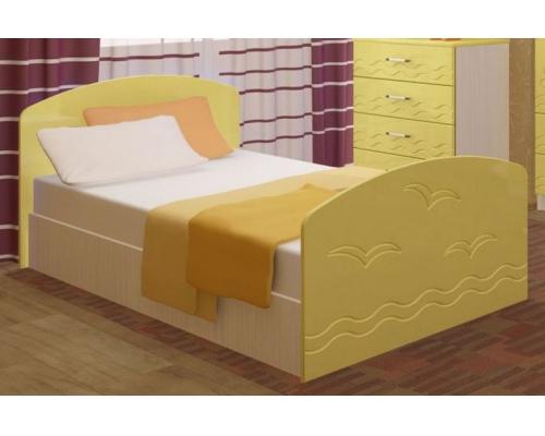 Юниор-2: кровать (2,03*0,65*0,84) ( Миф)