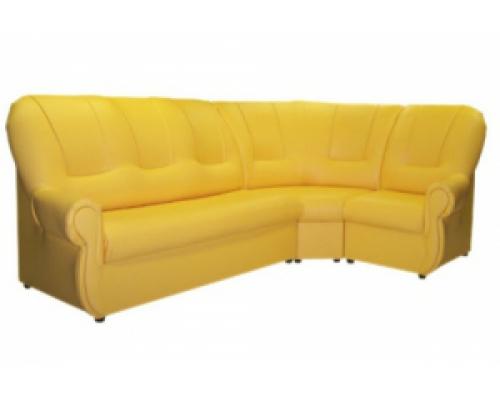 «Вита»  комплект мягкой угловой мебели - (3+1+1)