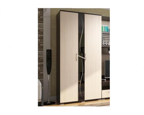 Шкаф 2-х створчатый ШК05 Поло-1(1000*2100*518)