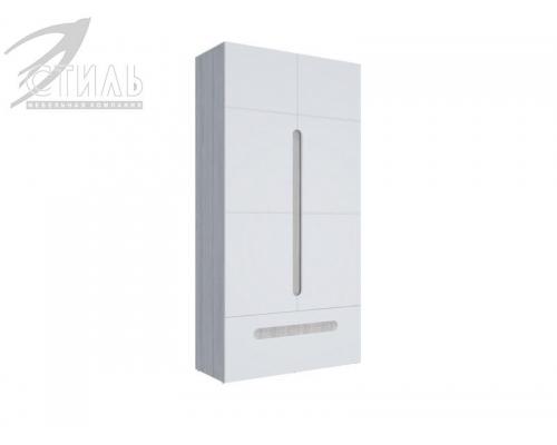 Шкаф 2-х ств.с ящ Палермо-Юниор(1068х2110х445)