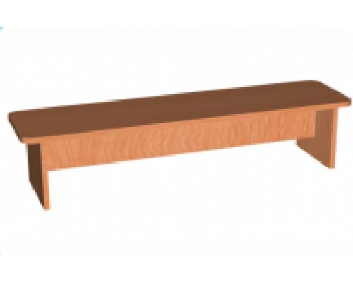 Скамейка для 2-х местного шкафчика