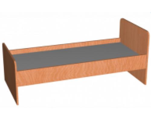 Кровать детская одноместная (на панелях)