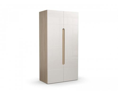 Шкаф 2-х створчатый «Палермо» (1068*540*2100)(ЭКО)