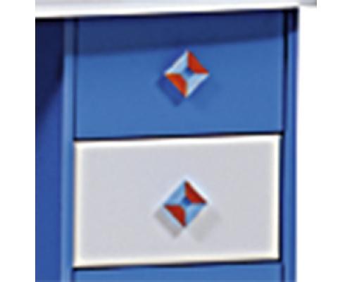 Фасад комбинированный ЛДСП+МДФ в пленке ПВХ