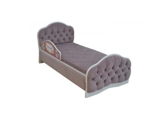 Мягкие детские кровати для мальчиков и девочек Серия Гармония