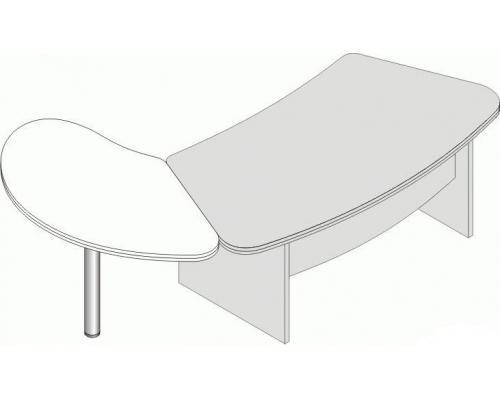 Стол приставка Л.ПС-15р