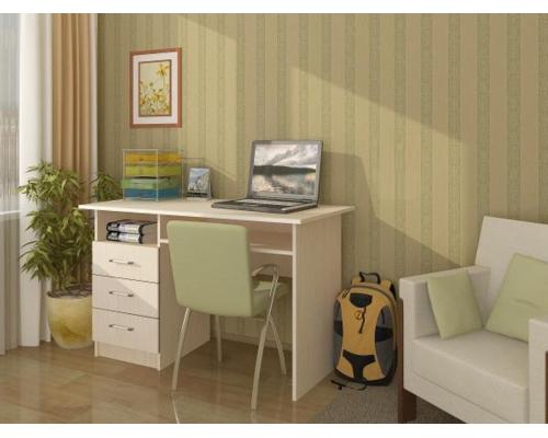 Стол письменный ПС-02 (1000*600*750) (ФРС)