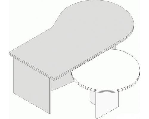 Стол приставка Л.Б-11