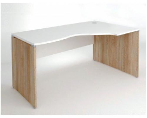 Стол эргономичный (правый) SL/СрЭ-7 1350*900*Н750 мм.