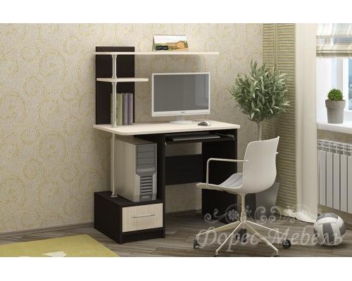 Стол компьютерный Алекс (0.96*1.32*0.57) (ФРС)