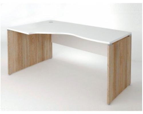 Стол эргономичный (левый) SL/СрЭ-10 1500*900*Н750 мм.