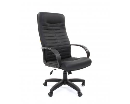 Кресло руководителя CHAIRMAN 480 LT (экокожа)