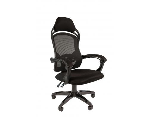 Кресло геймера CHAIRMAN GAME 12 (ткань)