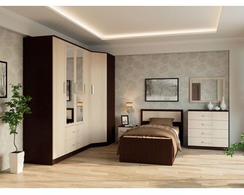 """Кровать """"Фиеста"""" 1,2м. 1235x800x2035"""