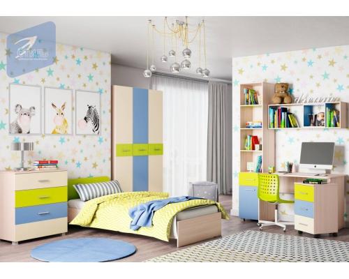 """Кровать детская """"Лайк""""(1632 x 840 x 680)"""