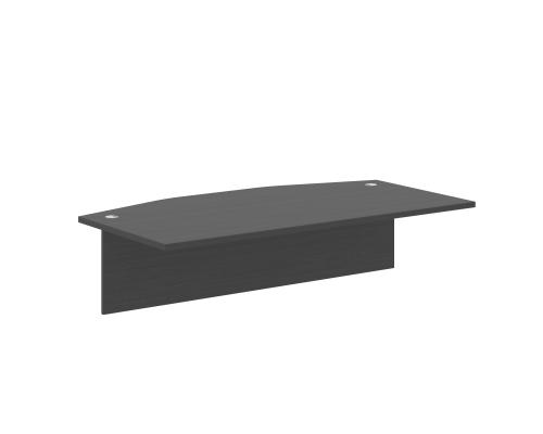 Столешница и царга для столов руководителя XET 169-1(1600х867х25)