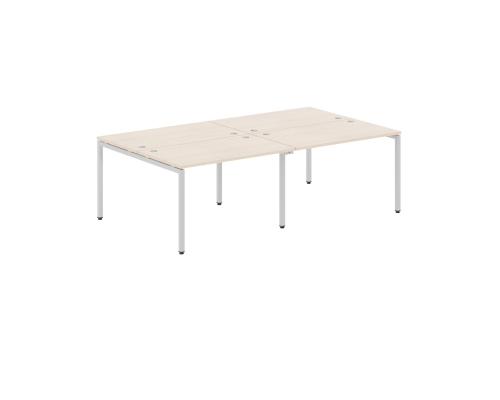 Стол 4-х местный XWST 2414(2406х1406х750)