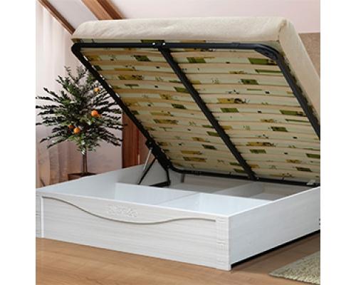 Ева-10 Кровать двойная 1400мм (с подъемным механизмом)