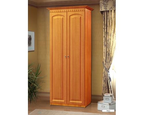 Гармония-4 Шкаф 2х дверный для платья