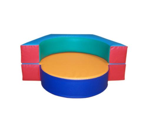 «Кресло-трансформер» большое (шестигранник)