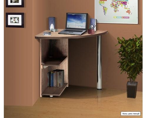 Стол для компьютера угловой В-2(750*735*750)МРЛЬ