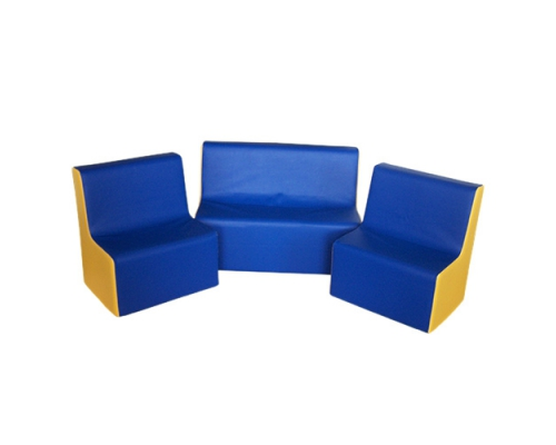 «Умница 2»  комплект мягконабивной мебели