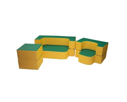 «Трансформер м/мебель» комплект 3 элемента 0,34 м3