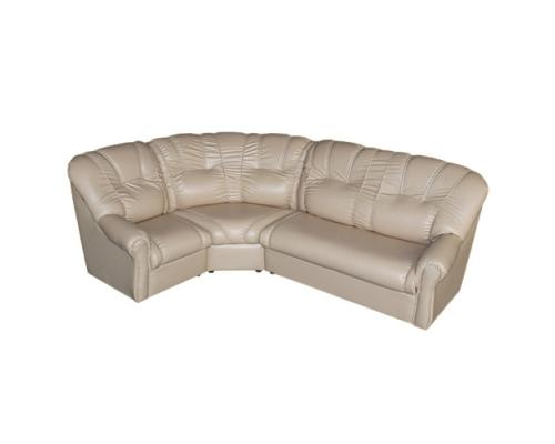 «Медвежонок»  комплект мягкой угловой мебели - (3+1+3)