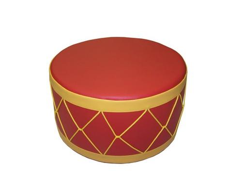 «Пуфик-барабан»