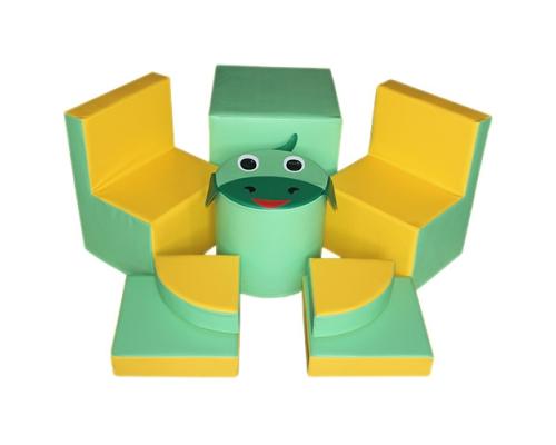 «Дракоша» комплект мягконабивной мебели