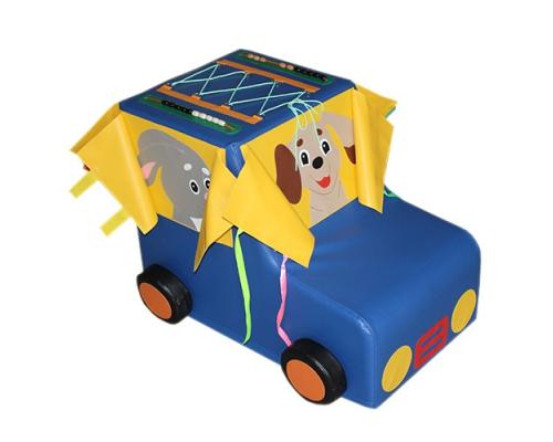 «Машина» игрушка напольная дидактическая