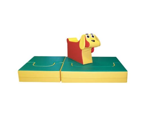 «Трансформер с игрушкой» комплект 3 элемента