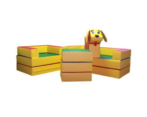 «Трансформер с игрушкой - 2» комплект 4 элемента
