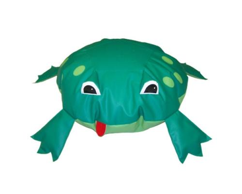 Игрушка напольная «Лягушка»  (гранулы и поролон)
